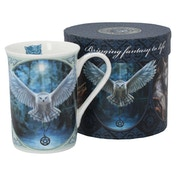 Awaken Your Magic Owl Mug