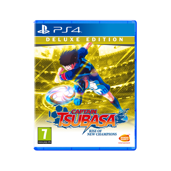Captain Tsubasa Rise of New Champions Deluxe Edition PS4 Game (Pre-Order DLC Included)