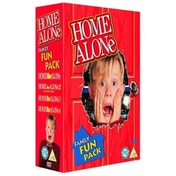 Home Alone 1-4 DVD