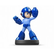 (Damaged Packaging) Mega Man Amiibo (Super Smash Bros) for Nintendo Wii U & 3DS