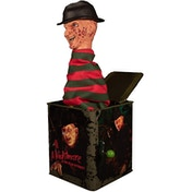 Freddy Krueger Nightmare On Elm Street Mezco Toyz Burst-A-Box