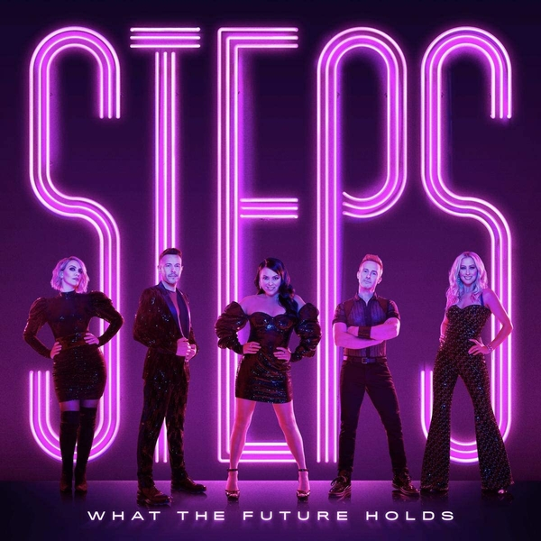 Steps - What The Future Holds Vinyl