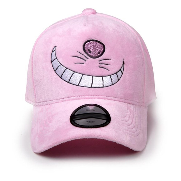 Disney - Alice in Wonderland Cheshire Cat Curved Bill Cap (Pink)