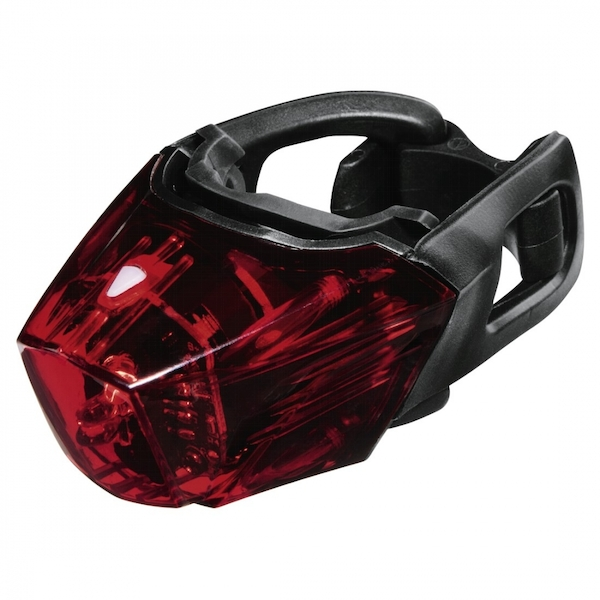 Pro Bike Rear Light with 3 LEDs