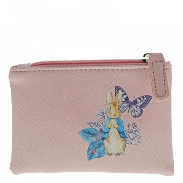 Peter Rabbit Garden Party Purse (Pink)