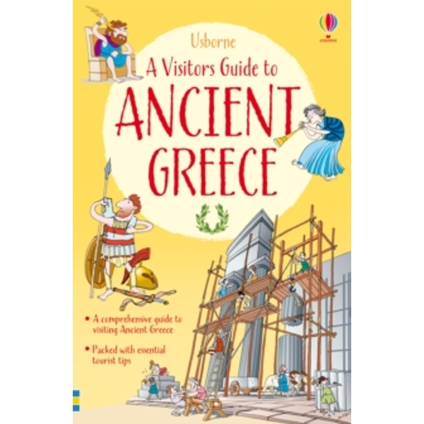 A Visitor's Guide to Ancient Greece by Lesley Sims (Paperback, 2013)