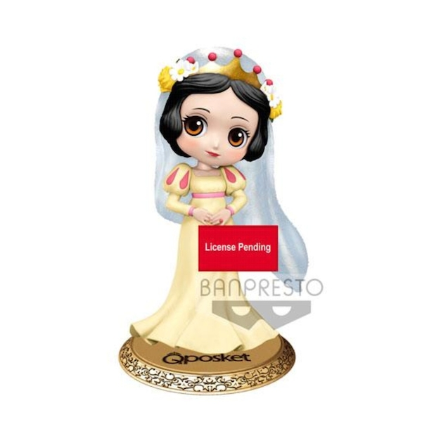Snow White Dreamy Style Version B Disney Q Posket Mini Figure