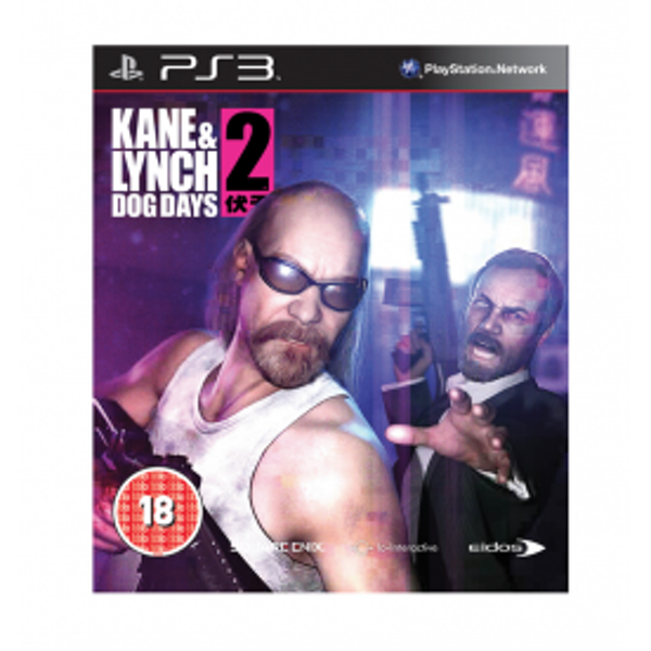 Kane & and Lynch 2 Dog Days Game PS3
