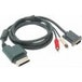 Official High Definition VGA HD AV Cable Xbox 360 - Image 2