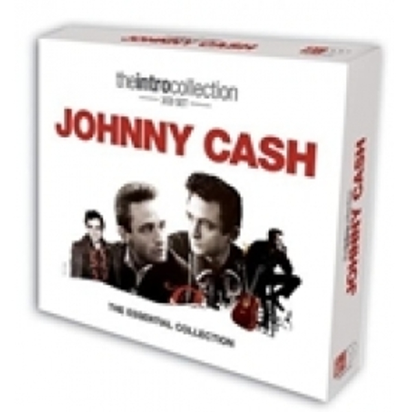 Johnny Cash The Essential Collection 3CD
