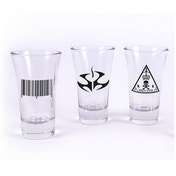 Hitman 3 Shotglasses Set