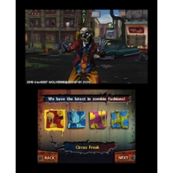 Pet Zombies Game 3DS - Image 4