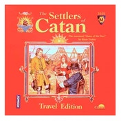 The Settlers of Catan Travel Edition Board Game
