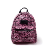 Disney - Cheshire Cat All-Over Print Women's Backpack Backpack - Pink/Black