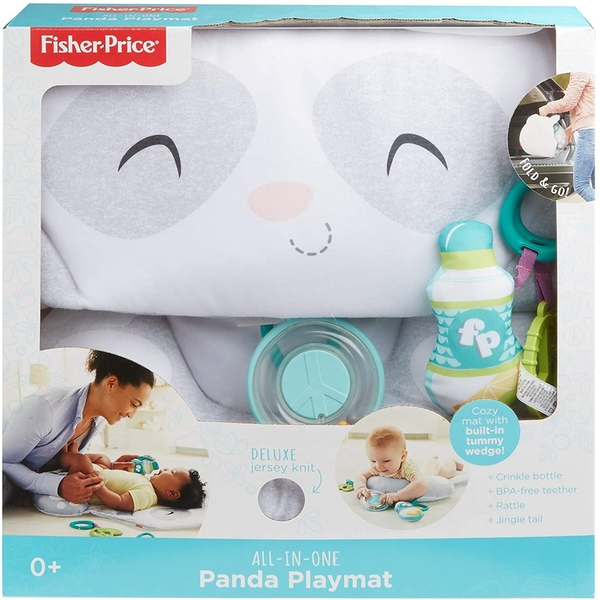 Fisher-Price All-in-one Panda Play mat
