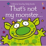 That's Not My Monster by Fiona Watt (Board book, 2010)