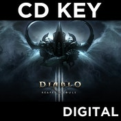 Diablo III 3 Reaper of Souls PC CD Key Download for Battle