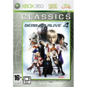 Dead Or Alive 4 Game Xbox 360