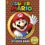 Super Mario: Official Sticker Book