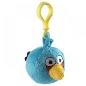 Angry Birds Backpack Clips Blue