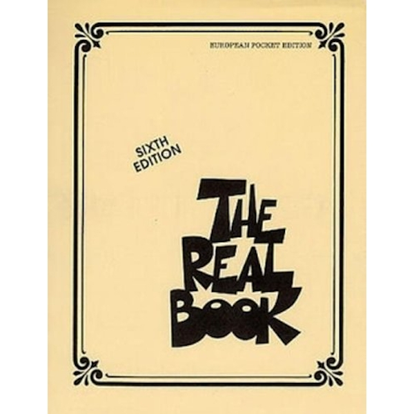 The Real Book - Sixth Edition (Pocket Edition) by Omnibus Press (Paperback, 2007)