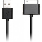 Griffin USB To 30-Pin Dock Cable 0.9M (3ft) Black