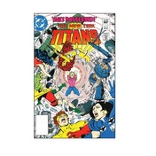 New Teen Titans Volume 3 Paperback