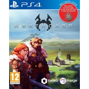 Northgard PS4 Game (with Pin Badge)