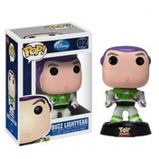 Buzz Lightyear (Disney Toy Story) Funko Pop! Vinyl Figure
