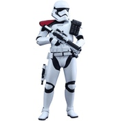 Hot Toys First Order Stormtrooper Officer