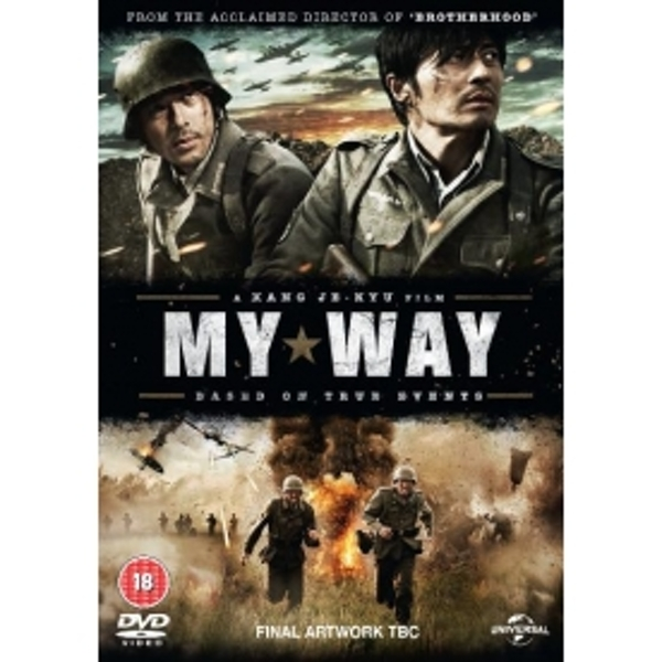 My Way DVD