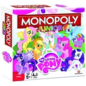 My Little Pony Monopoly Junior Edition