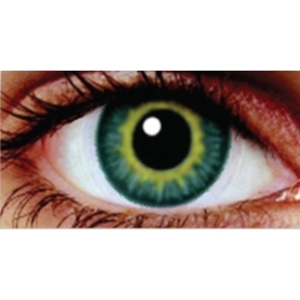ca08b5d02e7 Amazon Green 3 Month Coloured Contact Lenses (MesmerEyez Infusionz)