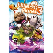 Little Big Planet 3 Cover Maxi Poster