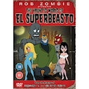 Rob Zombie Presents The Haunted World Of El Superbeasto DVD
