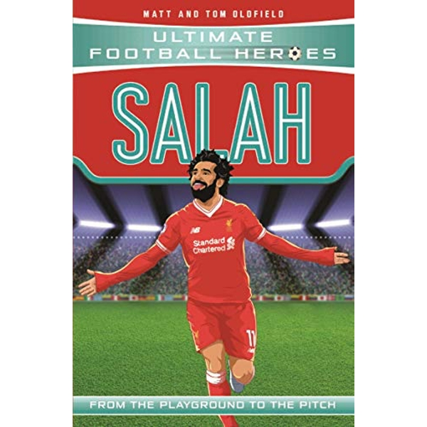 Salah - Collect Them All! (Ultimate Football Heroes)  Paperback / softback 2018
