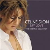 Céline Dion My Love The Essential Collection CD