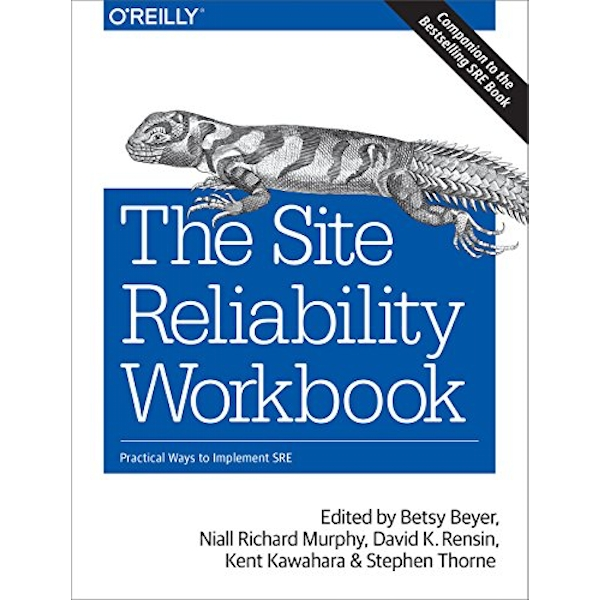 The Site Reliability Workbook Practical ways to implement SRE Paperback / softback 2018
