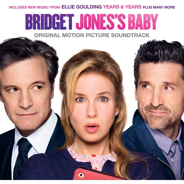 Bridget Jones's Baby OST Soundtrack CD