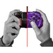 PDP Face off Deluxe Switch Controller and Audio (Camo Purple) for Nintendo Switch - Image 5