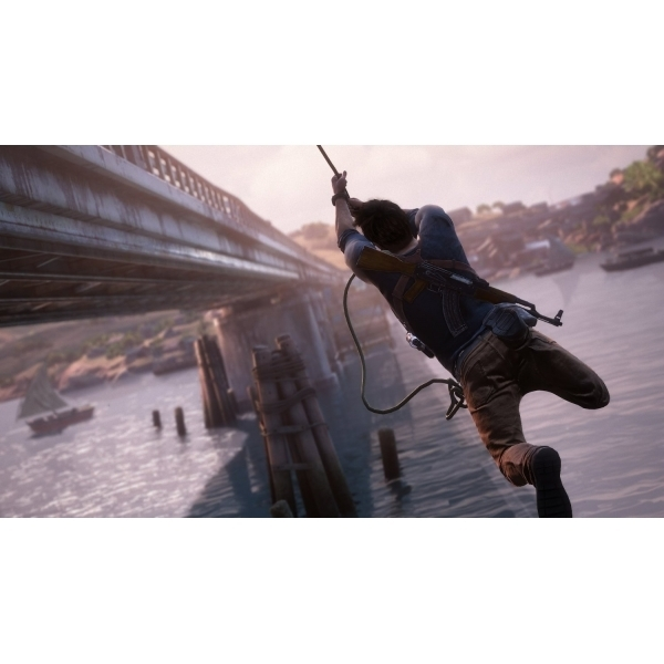 Uncharted 4 A Thief's End PS4 Game - Image 7