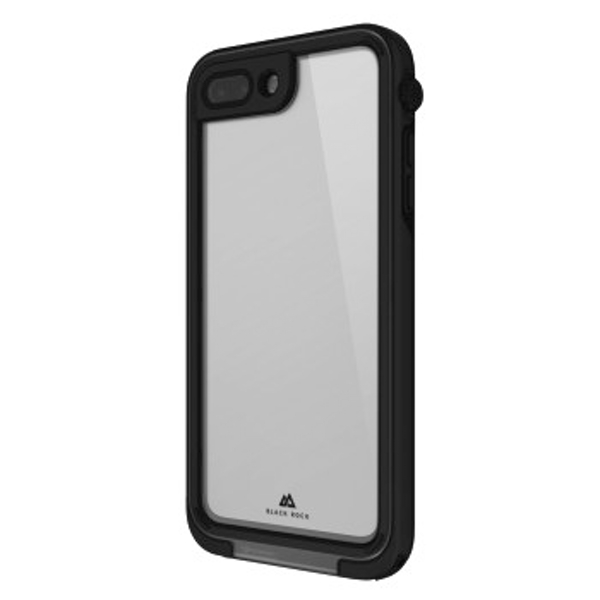 Black Rock 360 Hero Case for Apple iPhone 8 Plus/7 Plus - Black