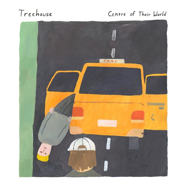 Treehouse - Centre Of Their World Vinyl