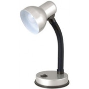Lloytron L961SV Flexi Desk Lamp Silver UK Plug