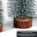 Miniature Christmas Tree Ornaments - Set of 4 | M&W - Image 5