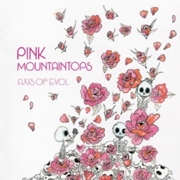 Pink Mountaintops - Axis Of Evol CD