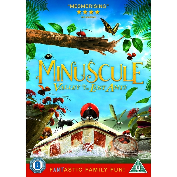 Minuscule Valley Of The Lost Ants DVD