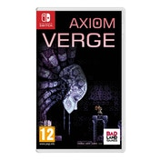 Axiom Verge Nintendo Switch Game