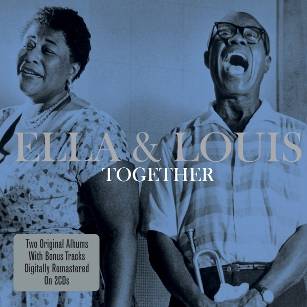 Ella Fitzgerald & Louis Armstrong - Together CD