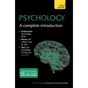 Psychology: A Complete Introduction: Teach Yourself by Dr. Sandi Mann (Paperback, 2016)